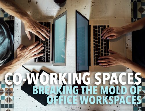 Work Spaces: Breaking The Office Mold
