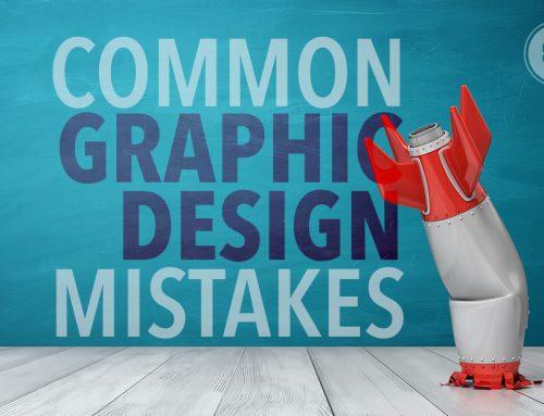 Common Graphic Design Mistakes